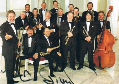 Jiggs Whigham mit der RIAS-Big Band